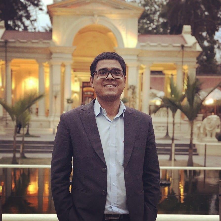 Mr. Saroj Shrestha