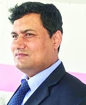 Mr. Yub Raj Basnet